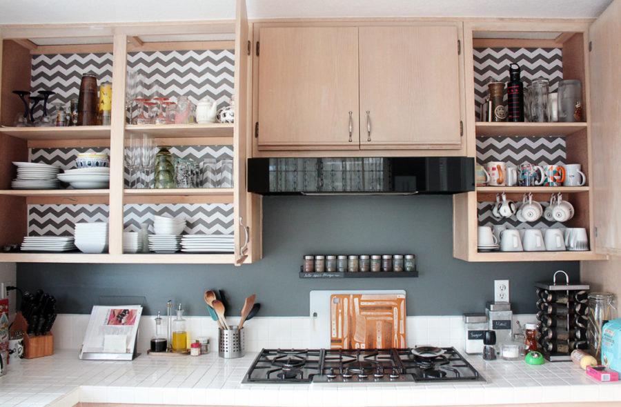 Mettez à jour votre cuisine avec des armoires fraîchement peintes