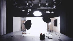 créer son studio photo